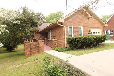 Greenwood Single Family Home For Sale: 206 Janeway