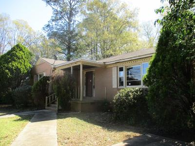 Greenwood County Single Family Home For Sale: 117 Clark Avenue