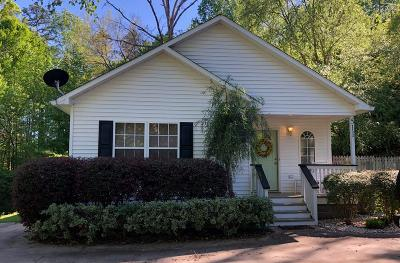 Greenwood Single Family Home For Sale: 511 Sample Rd