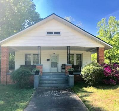 Abbeville Single Family Home For Sale: 205 Ferry Street