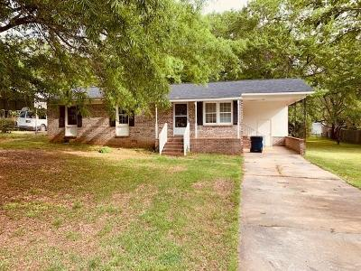 Greenwood County Single Family Home For Sale: 101 Greene Ave.