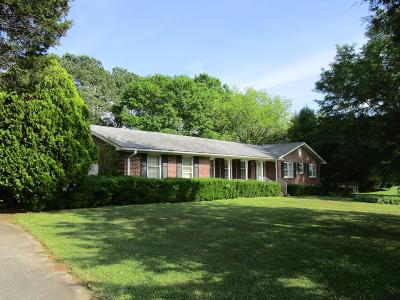 Abbeville Single Family Home For Sale: 302 Wilewood