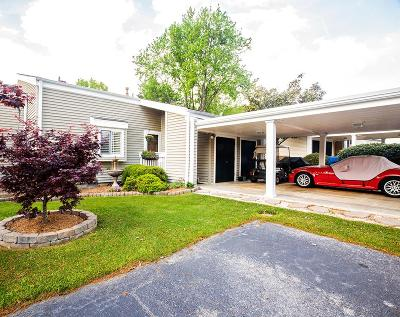 Greenwood Condo/Townhouse For Sale: 6 Royal Oak Drive
