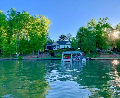 Greenwood Single Family Home For Sale: 206 Starboard Tack