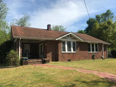 Abbeville Single Family Home For Sale: 309 Wardlaw St