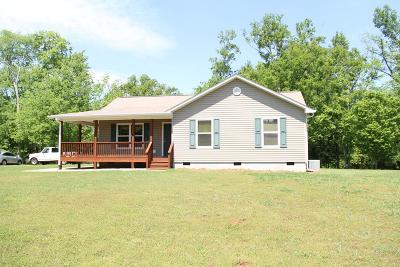 Cross Hill Single Family Home For Sale: 2364 County Line Road