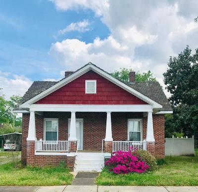 Greenwood County Single Family Home For Sale: 209 Morgan Av