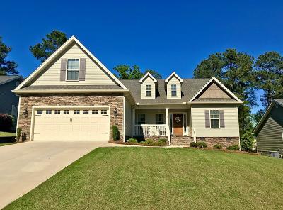 Greenwood Single Family Home For Sale: 130 Kinkade Dr