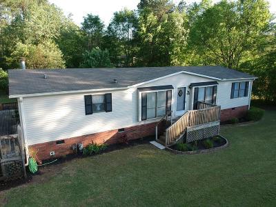 Greenwood Single Family Home For Sale: 422 Calhoun Rd E