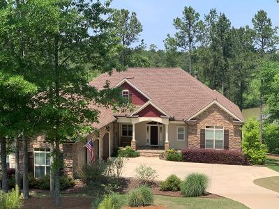 Greenwood County Single Family Home For Sale: 125 Verde Court
