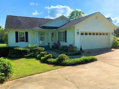 Single Family Home For Sale: 1007 Ridgewood Drive