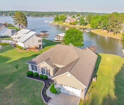 Greenwood Single Family Home For Sale: 118 Bridgepoint