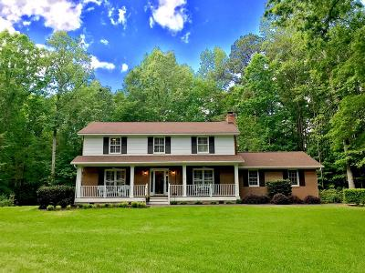 Greenwood Single Family Home For Sale: 285 Tranquil Road