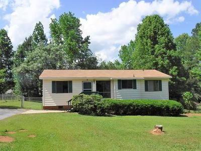 Greenwood County Single Family Home For Sale: 117 Annette Way