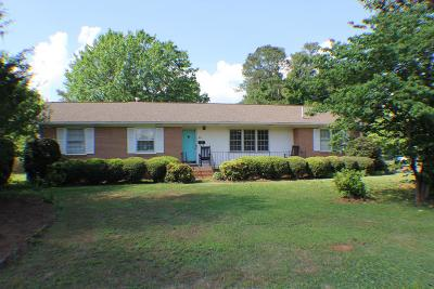 Greenwood County Single Family Home For Sale: 815 Ninety Six Hwy