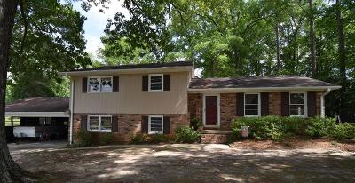 Greenwood Single Family Home For Sale: 116 Sylvan Rd