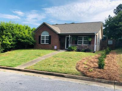 Greenwood Single Family Home For Sale: 206 Summit St
