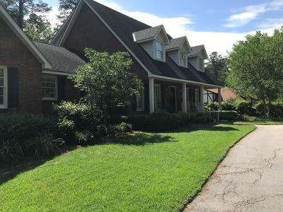 Greenwood Single Family Home For Sale: 104 Ashford Place