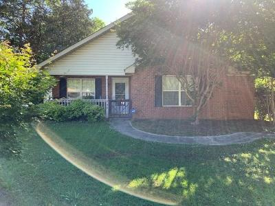 Greenwood Single Family Home For Sale: 202 N Mathis St.