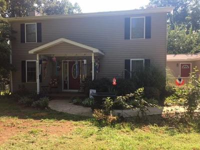 Greenwood County Single Family Home For Sale: 706 Wingert Rd