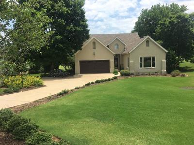 Greenwood County Single Family Home For Sale: 707 Swing About
