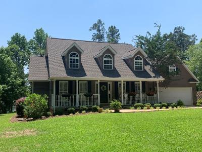 Single Family Home For Sale: 1595 Summerset Bay