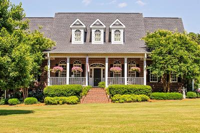 Greenwood County Single Family Home For Sale: 100 Ferry Cove Road