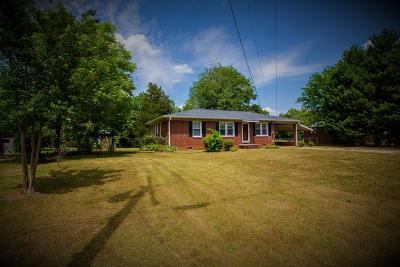 Greenwood County Single Family Home For Sale: 106 Sanders Drive