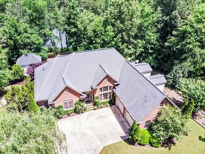Greenwood County Single Family Home For Sale: 104 Sparrow Rd
