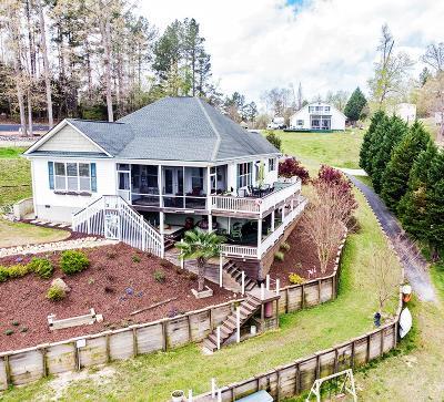 Waterloo Single Family Home For Sale: 574 Twin Oaks