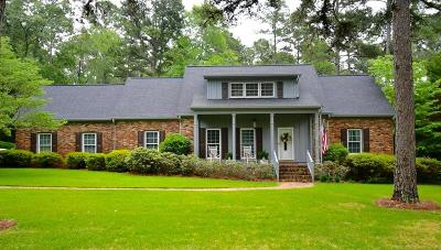 Greenwood County Single Family Home For Sale: 137 Gatewood Drive