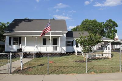 Greenwood County Single Family Home For Sale: 51 S Second St.