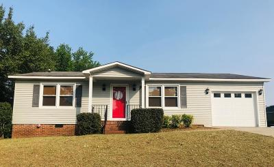 Abbeville Single Family Home For Sale: 512 E Greenwood St.