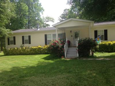 Greenwood County Single Family Home For Sale: 126 Beach Drive