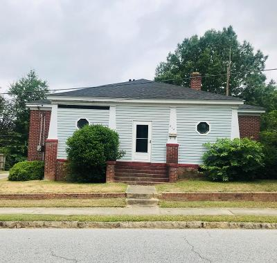 Greenwood Single Family Home For Sale: 214 Andrews Av