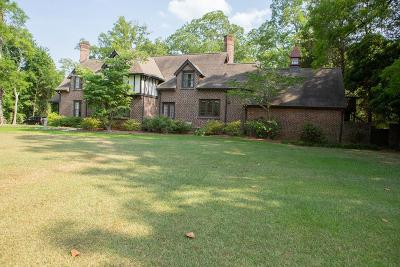 Greenwood County Single Family Home For Sale: 1215 W Hwy 72