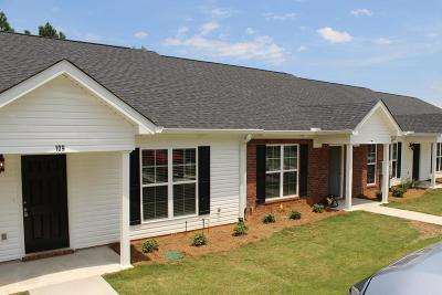 Greenwood Single Family Home For Sale: 111 Dry Branch