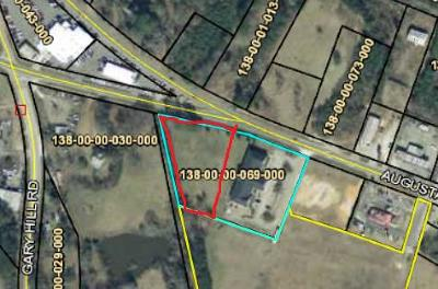 Residential Lots & Land For Sale: 702 Augusta Road
