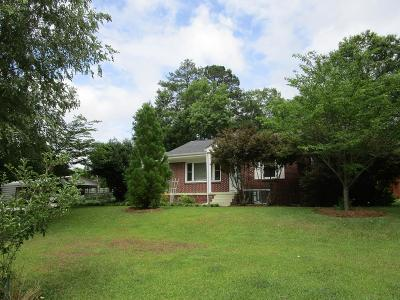 Greenwood Single Family Home For Sale: 113 Brookhaven Drive
