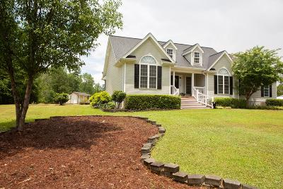 Abbeville Single Family Home For Sale: 48 Hanover Ct.