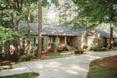 Greenwood Single Family Home For Sale: 101 Parkwood Road