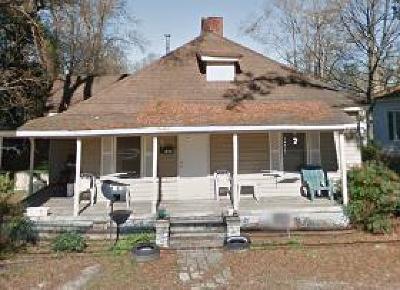 Greenwood Single Family Home For Sale: 853 E Cambridge Ave