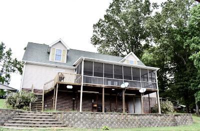 Cross Hill Single Family Home For Sale: 70 Ballard