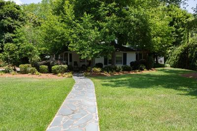 Greenwood County Single Family Home For Sale: 528 Willson St.