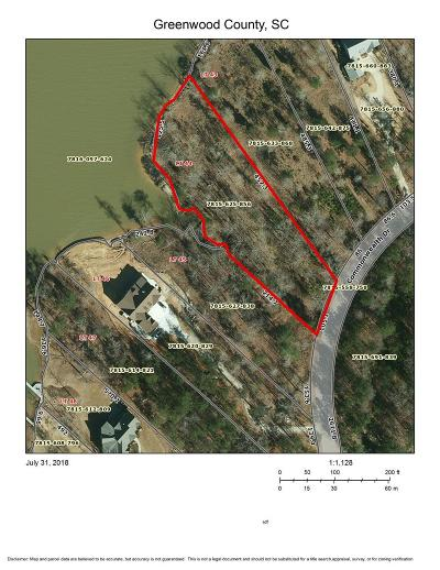 Greenwood County Residential Lots & Land For Sale: 432 Commonwealth Drive
