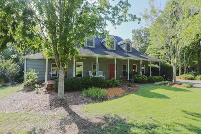 Abbeville Single Family Home For Sale: 225 Faith Lane