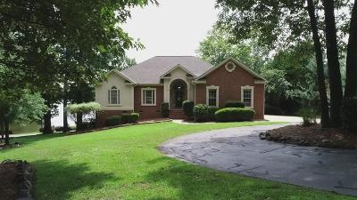 Cross Hill Single Family Home For Sale: 230 Seabright Circle