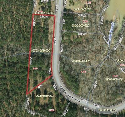 Greenwood County Residential Lots & Land For Sale: 939 Eagles Harbor Dr
