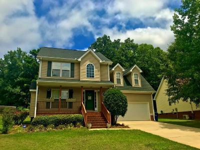 Greenwood County Single Family Home For Sale: 306 Oak Ridge Dr