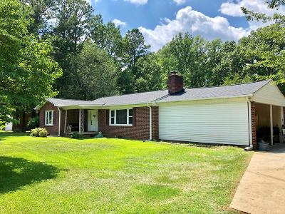 Greenwood SC Single Family Home For Sale: $129,000
